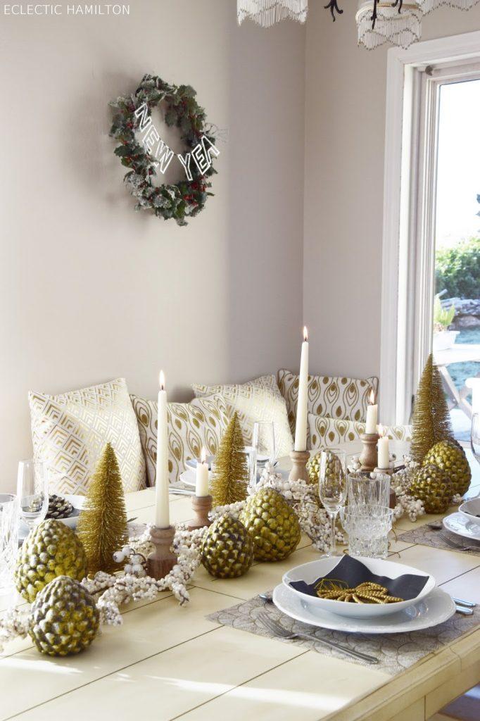 Meine Silvester Tischdeko mit Tipps & Ideen für euch   Mrs Greenery