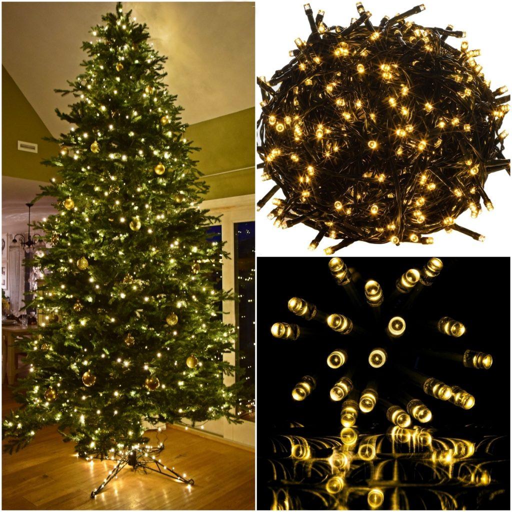 lichterkette für weihnachtsbaum
