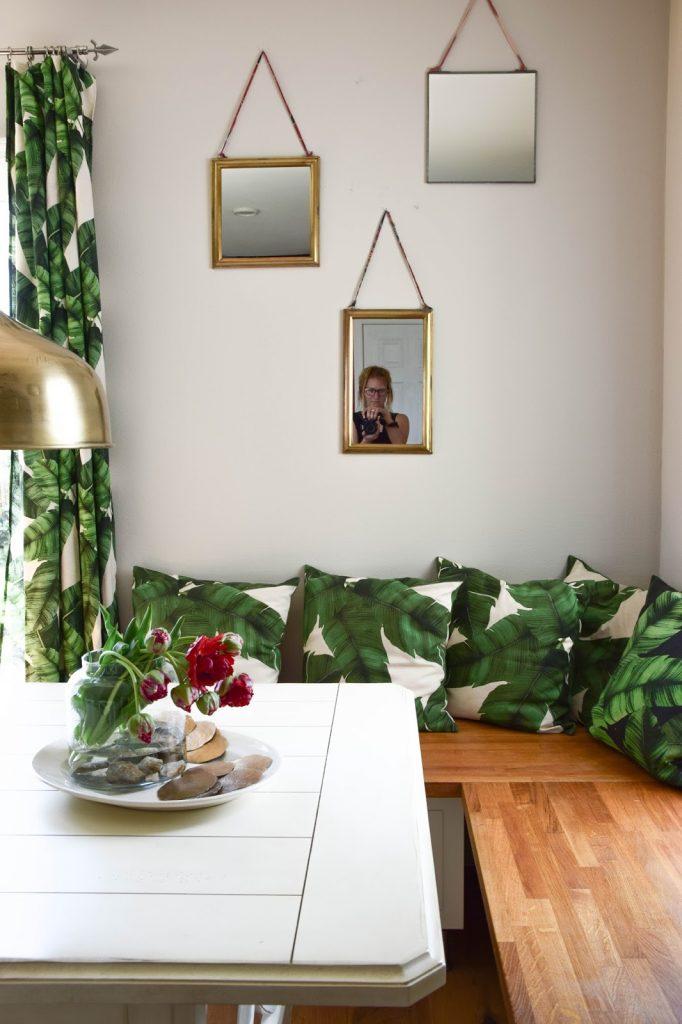 Blumen Und Wanddeko Furs Esszimmer Mrs Greenery