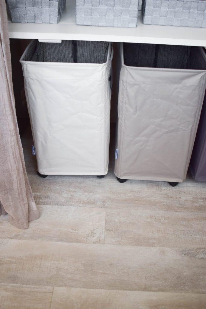Idee für Abfallsammler mit WENKO:Recycling, Abfalleimer, Mülleimer, Müll trennen, praktisch kueche organisieren schrank  Werbung