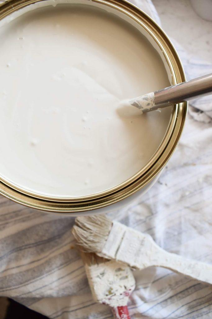 Streichen mit Kreidefarbe von Painting the Past. Wandfarbe, Möbelfarbe, Ideen für Wände, Möbel und Türrahmen. Test, Erfahrungsbericht, Tipps, Ratgeber