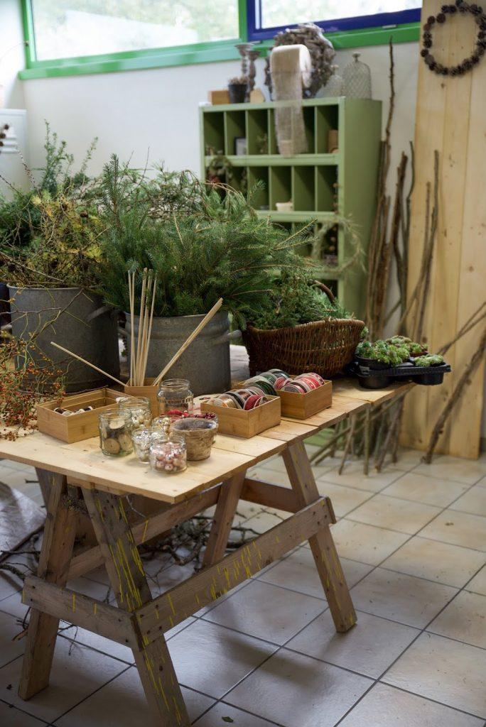 Workshop Räume Kreativ Atelier Interior Einrichtung Dekoideen kreativ gestalten