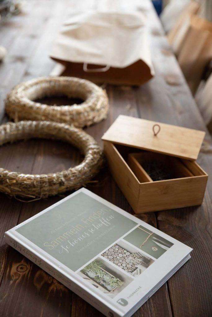 Workshop Kreativ Natürlich Ideenreich Goody Bag Thorbecke: Sammeln Finden Schönes Schaffen
