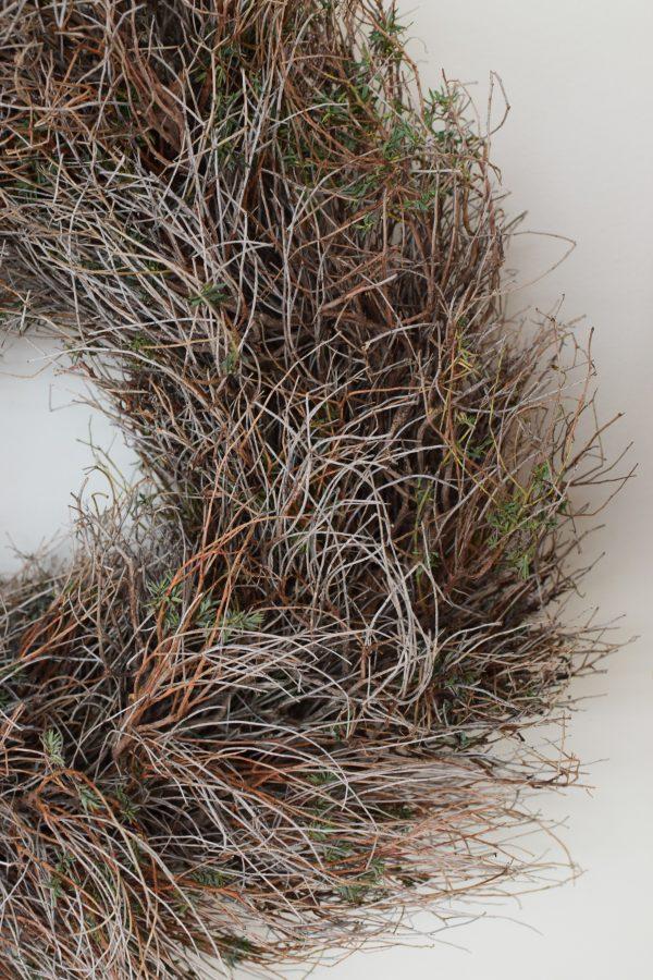 Kreativ Set Euphorbia-Kranz binden selber machen DIY Mrs Greenery