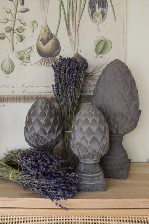 Lavendel getrocknet Naturdeko Kreativsein Basteln Dekoidee