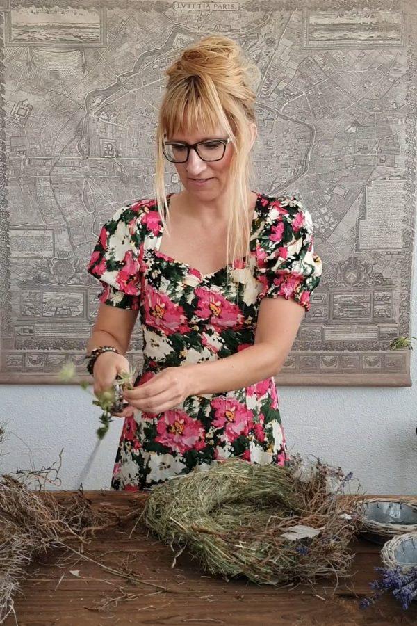 Mrs Greenery Workshops: kreative Naturdeko Ideen und DIY Kränze