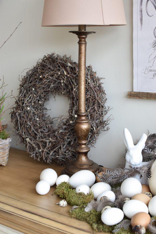 Großer Bonsaikranz 45 cm Kranz aus Naturmaterialien Kränze Fertigkranz gebunden Bonsaiholz